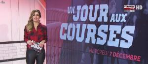 Amélie Bitoun dans Un Jour aux Courses - 07/12/16 - 15