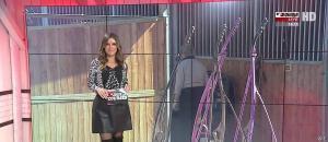 Amélie Bitoun dans Un Jour aux Courses - 19/10/16 - 13