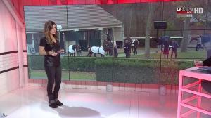 Amélie Bitoun dans un Jour aux Courses - 22/11/16 - 15