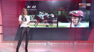 Amélie Bitoun dans un Jour aux Courses - 25/10/16 - 02