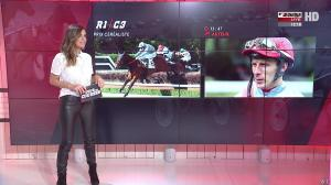 Amélie Bitoun dans Un Jour aux Courses - 25/10/16 - 04