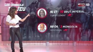 Amélie Bitoun dans un Jour aux Courses - 25/10/16 - 14