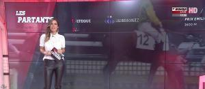Amélie Bitoun dans un Jour aux Courses - 25/10/16 - 22