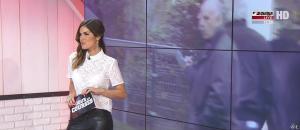 Amélie Bitoun dans un Jour aux Courses - 25/10/16 - 25