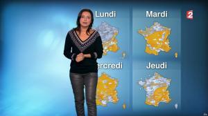 Anais Baydemir à la Météo de Midi - 10/12/16 - 03