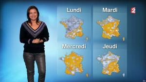 Anaïs Baydemir à la Météo de Midi - 10/12/16 - 04