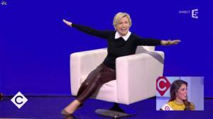 Anne-Elisabeth Lemoine dans C à Vous - 14/12/16 - 03