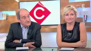 Anne-Elisabeth Lemoine dans C à Vous - 23/11/16 - 01