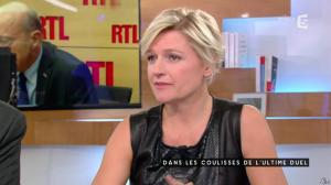 Anne-Elisabeth Lemoine dans C à Vous - 23/11/16 - 04