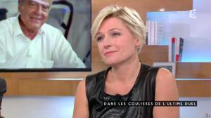 Anne-Elisabeth Lemoine dans C à Vous - 23/11/16 - 07