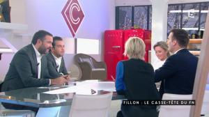 Anne-Elisabeth Lemoine dans C à Vous - 28/11/16 - 01