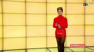 Audrey Pulvar dans Popup - 03/12/16 - 02