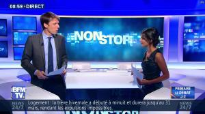 Aurélie Casse dans Non Stop - 01/11/16 - 02