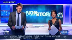 Aurélie Casse dans Non Stop - 01/11/16 - 04
