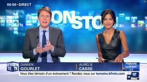 Aurélie Casse dans Non Stop - 01/11/16 - 05