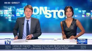 Aurélie Casse dans Non Stop - 01/11/16 - 06