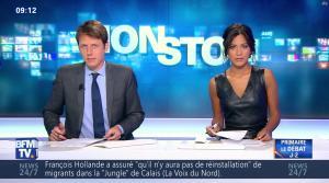 Aurélie Casse dans Non Stop - 01/11/16 - 07