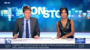 Aurélie Casse dans Non Stop - 01/11/16 - 09