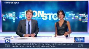 Aurélie Casse dans Non Stop - 01/11/16 - 11