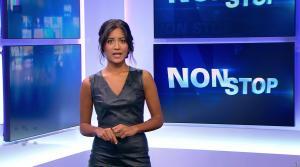 Aurélie Casse dans Non Stop - 01/11/16 - 12