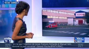 Aurélie Casse dans Non Stop - 01/11/16 - 13