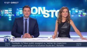 Céline Pitelet dans Non Stop - 03/12/16 - 10