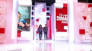 Cristiana Reali dans Vivement Dimanche - 20/11/16 - 01