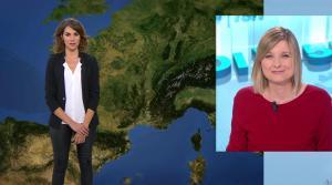 Fanny Agostini à la Météo de BFM TV - 07/12/16 - 01