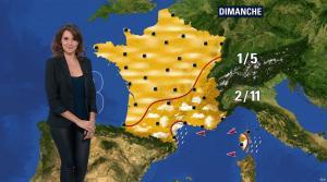 Fanny Agostini à la Météo de BFM TV - 13/12/16 - 11
