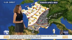Fanny Agostini à la Météo de BFM TV - 17/11/16 - 04