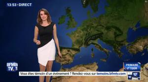 Fanny Agostini à la Météo de BFM TV - 25/11/16 - 11