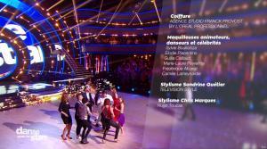 Fauve Hautot dans Danse avec les Stars - 26/11/16 - 02