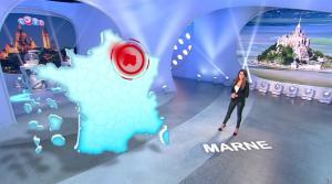 Karine Ferri lors du Tirage du Loto - 30/11/16 - 05