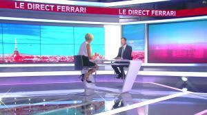 Laurence Ferrari dans le Direct Ferrari - 08/09/16 - 03