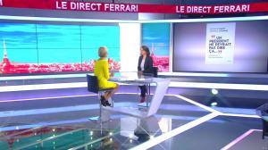 Laurence Ferrari dans le Direct Ferrari - 12/10/16 - 01