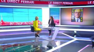 Laurence Ferrari dans le Direct Ferrari - 12/10/16 - 08