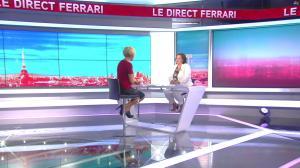 Laurence Ferrari dans le Direct Ferrari - 13/09/16 - 01