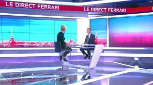 Laurence Ferrari dans le Direct Ferrari - 26/09/16 - 03