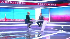 Laurence Ferrari dans le Direct Ferrari - 26/09/16 - 04