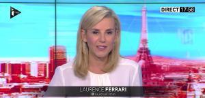Laurence Ferrari dans Tirs Croisés - 09/05/16 - 02