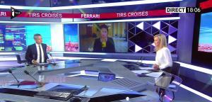 Laurence Ferrari dans Tirs Croisés - 09/05/16 - 05