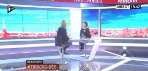 Laurence Ferrari dans Tirs Croisés - 20/01/16 - 02