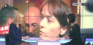 Laurence Ferrari dans Tirs Croisés - 20/01/16 - 05