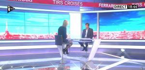 Laurence Ferrari dans Tirs Croisés - 26/01/16 - 03