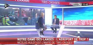 Laurence Ferrari dans Tirs Croisés - 26/01/16 - 04