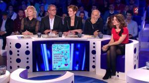 Natacha Polony et Raphaëlle Giordano dans On n'est pas Couché - 19/11/16 - 07