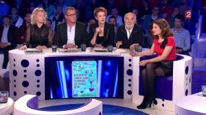 Natacha Polony et Raphaëlle Giordano dans On n'est pas Couché - 19/11/16 - 08