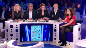 Natacha Polony et Raphaëlle Giordano dans On n'est pas Couché - 19/11/16 - 11