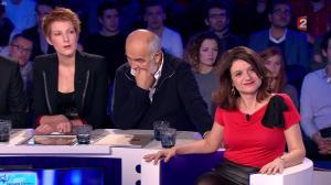 Natacha Polony et Raphaëlle Giordano dans On n'est pas Couché - 19/11/16 - 24
