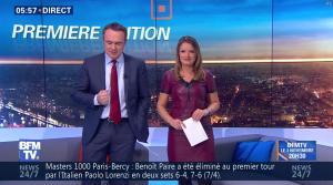 Pascale De La Tour Du Pin dans Première Edition - 01/11/16 - 04